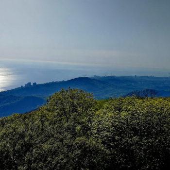 Гора Ахун добраться самостоятельно