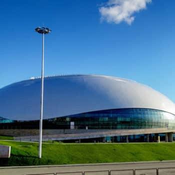 Олимпийский парк в Сочи фото