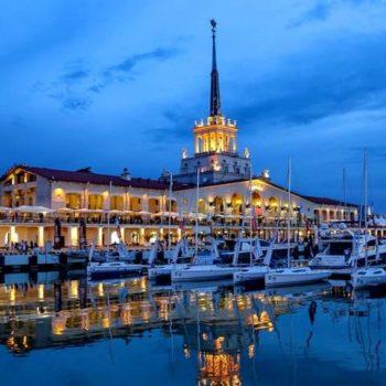 Морской вокзал Сочи расписание