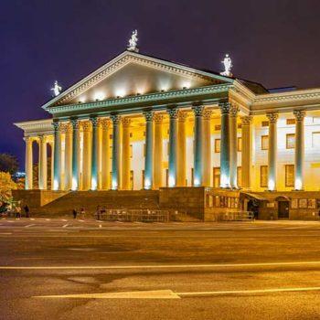 зимний театр Сочи 2019