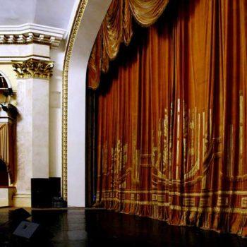 зимний театр в Сочи фото