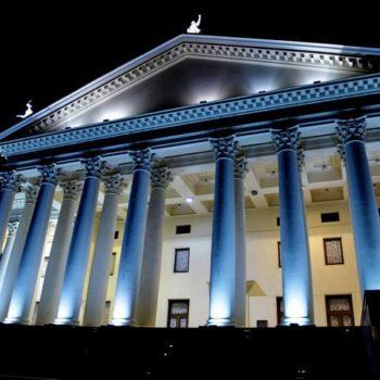 зимний театр в Сочи фото театра
