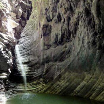 Крабовое ущелье Лазаревское - Сочи